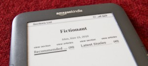 Fictionaut on Kindle